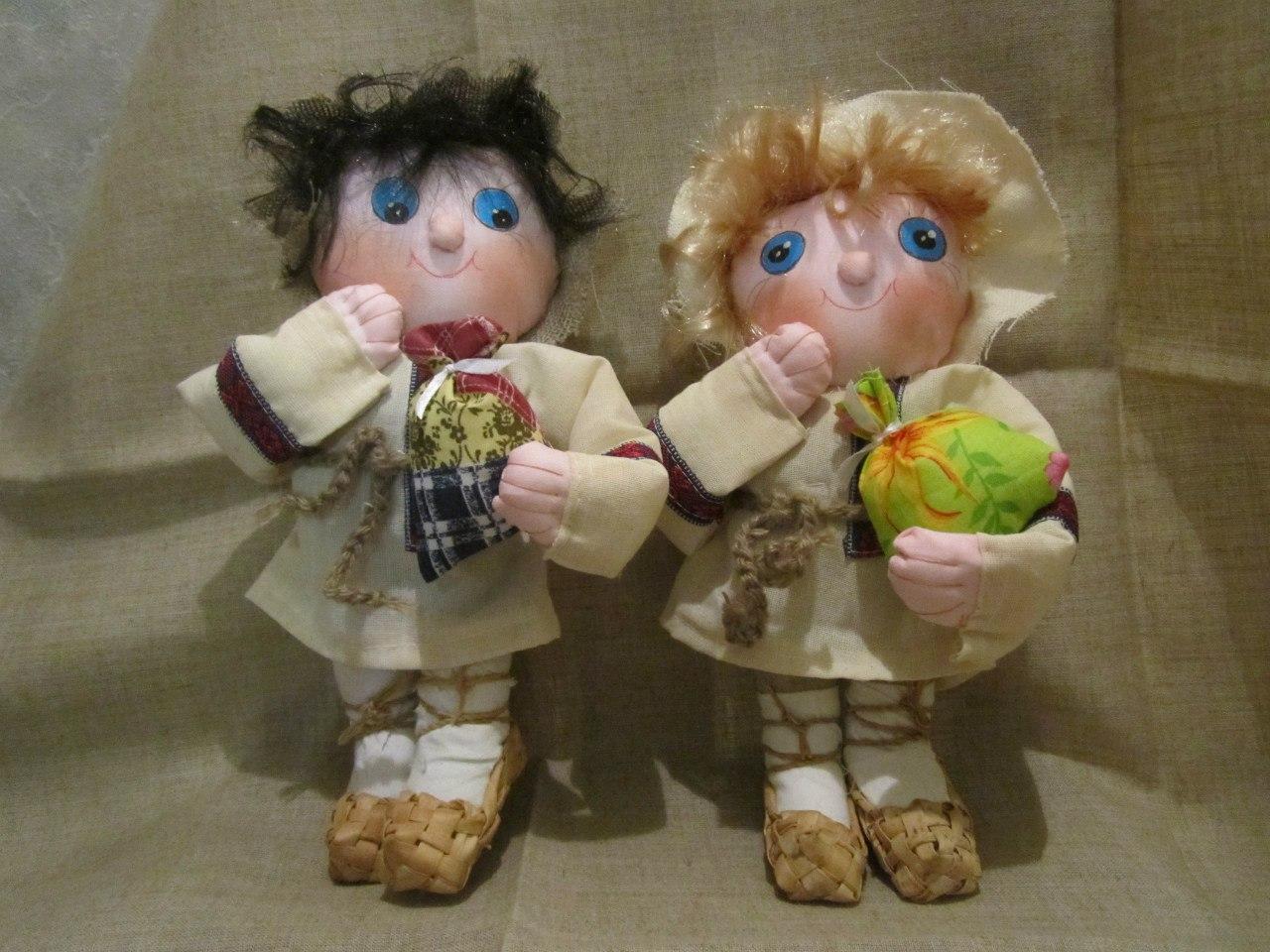 Куклы-домовые своими руками 84